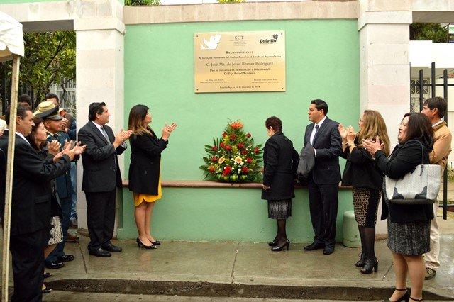 ¡Conmemoran creación del código postal en Calvillo!