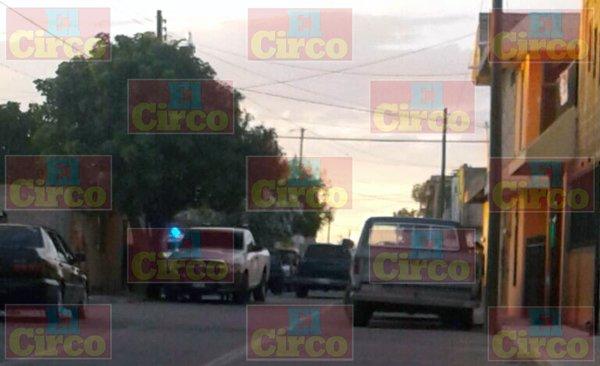 ¡Ejecutan a un sujeto en la Zona Centro de Calera, Zacatecas!
