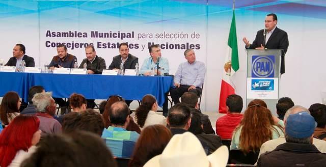 ¡Elije el PAN las primeras propuestas para el Consejo Estatal y Nacional!
