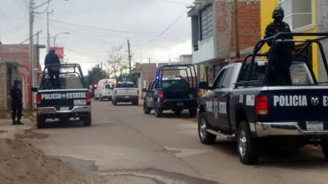 ¡Joven fue ejecutado de varios disparos en Guadalupe, Zacatecas!
