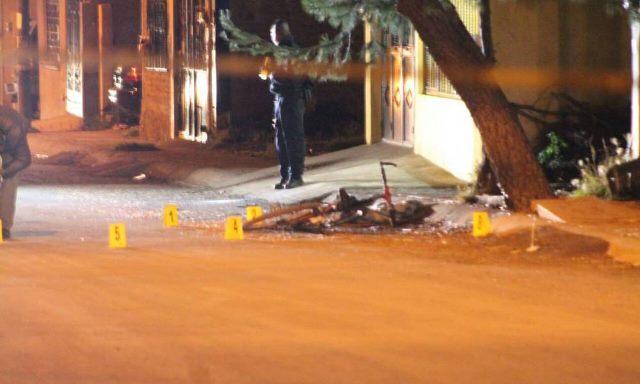 ¡A las puertas de su casa intentaron ejecutar a un hombre en Guadalupe, Zacatecas!