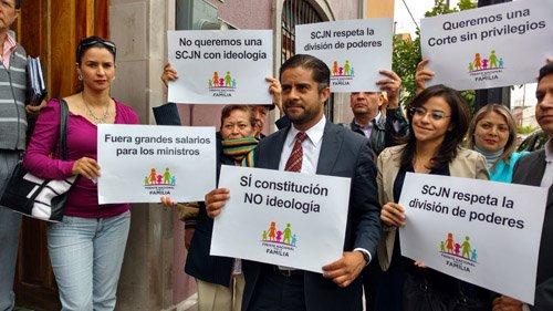 ¡Homosexualidad es una enfermedad asegura Frente Nacional por la Familia en Aguascalientes!