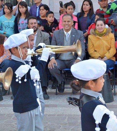 ¡Se conmemoró el inicio de la Revolución Mexicana en Jesús María!