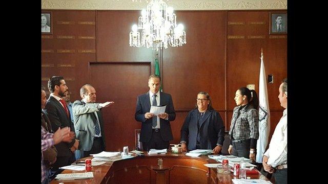 ¡Aprueba Cabildo de Jesús María nombramiento de nuevo Secretario del Ayuntamiento!