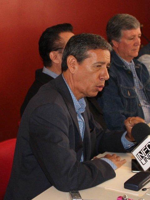 ¡Isidoro Armendáriz convoca a discutir y analizar situación del PRI!