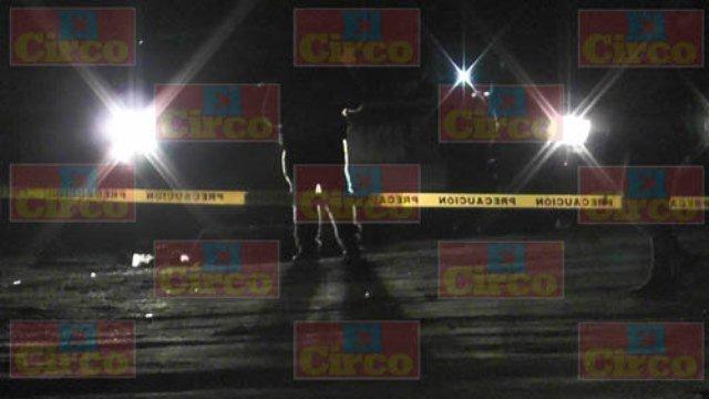 ¡Intentaron ejecutar a balazos a una jovencita en Fresnillo!