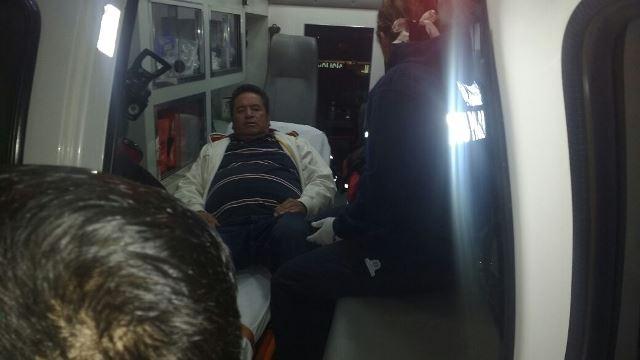 ¡Comerciante fue lesionado de un balazo durante un asalto en Aguascalientes!