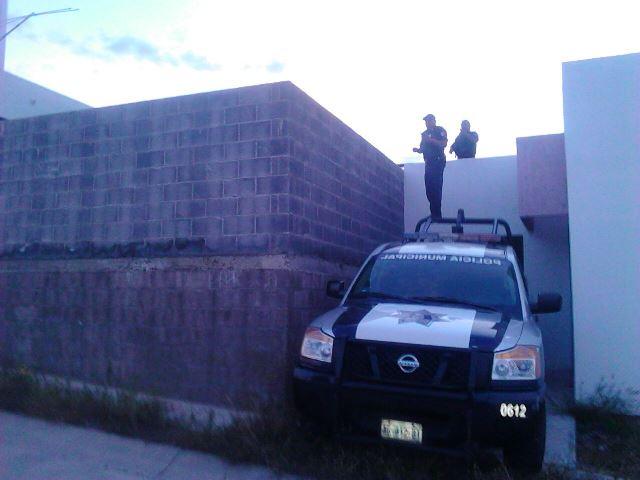 ¡Grave empleado estatal que fue apuñalado por un enfermo mental en Aguascalientes!