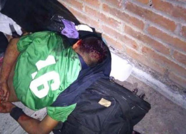 """¡El ladrón muerto a golpes por tres mujeres en Aguascalientes era una verdadera """"fichita""""!"""