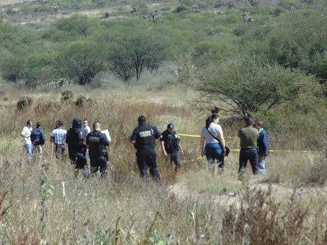 ¡Identificaron la osamenta hallada en Aguascalientes; correspondía a un joven reportado como desaparecido!