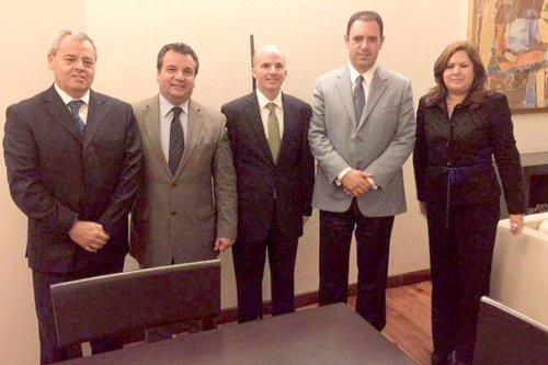¡Solicita Gobernador a PEMEX donación de asfalto para mejorar vialidades de Zacatecas!