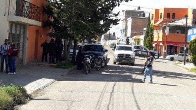 ¡Par de sicarios intentó ejecutar a balazos a un hombre en su domicilio en Fresnillo!