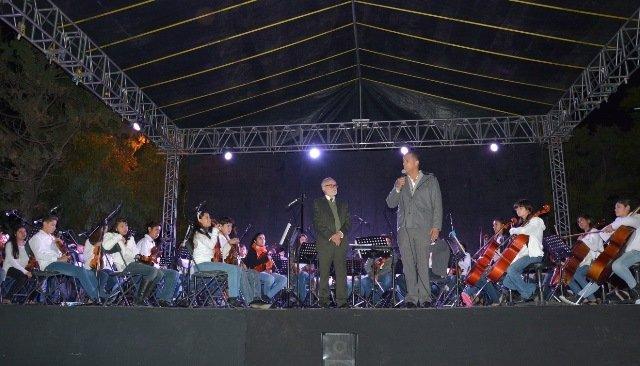 ¡Anuncian presentaciones de la Orquesta Sinfónica y Coro Estudiantil de Jesús María!