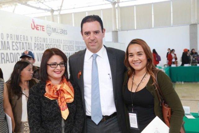 ¡Las zacatecanas tienen derecho a vivir libres de violencia y como gobierno debemos garantizarlo: Alejandro Tello!