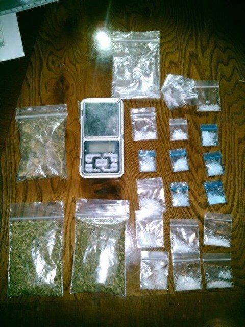 ¡Detiene la Policía Metropolitana a un sujeto con varias dosis de drogas en Zacatecas!