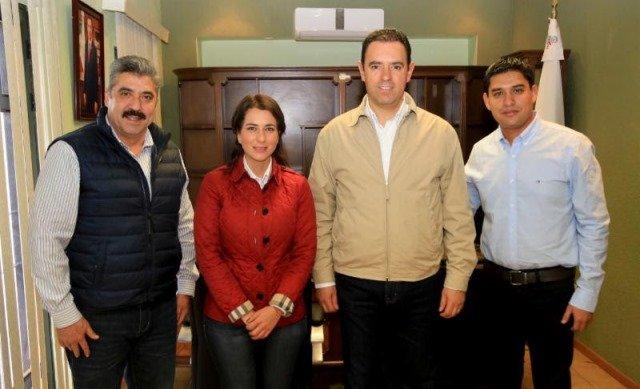 ¡Se compromete gobernador Alejandro Tello a poner en marcha planta tratadora de agua en Tlaltenango!
