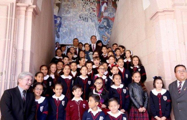 ¡Se compromete gobernador Alejandro Tello a revertir lastimosa realidad y reinstala el Sistema de Protección Integral de niñas, niños y adolescentes!
