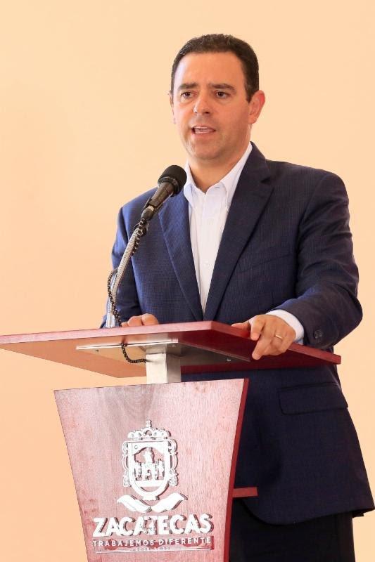 ¡Logran gobernador y legisladores federales incremento al presupuesto para Zacatecas!