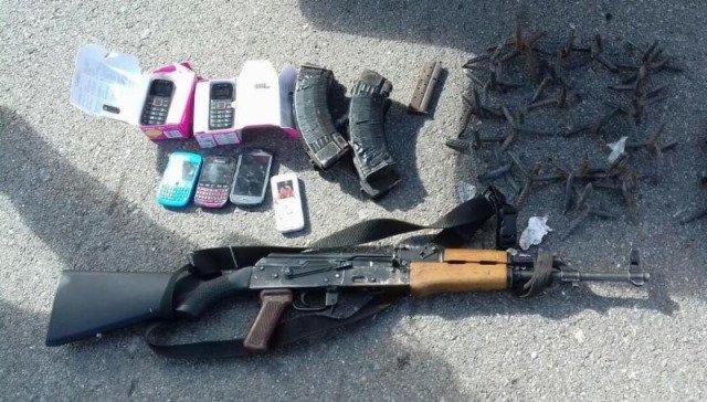 ¡La Policía Estatal Preventiva detuvo a 3 hombres armados en Ojocaliente, Zacatecas!