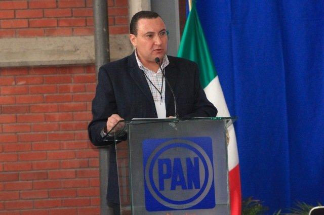 ¡Presentó Paulo Martínez López informe de actividades al frente del PAN!