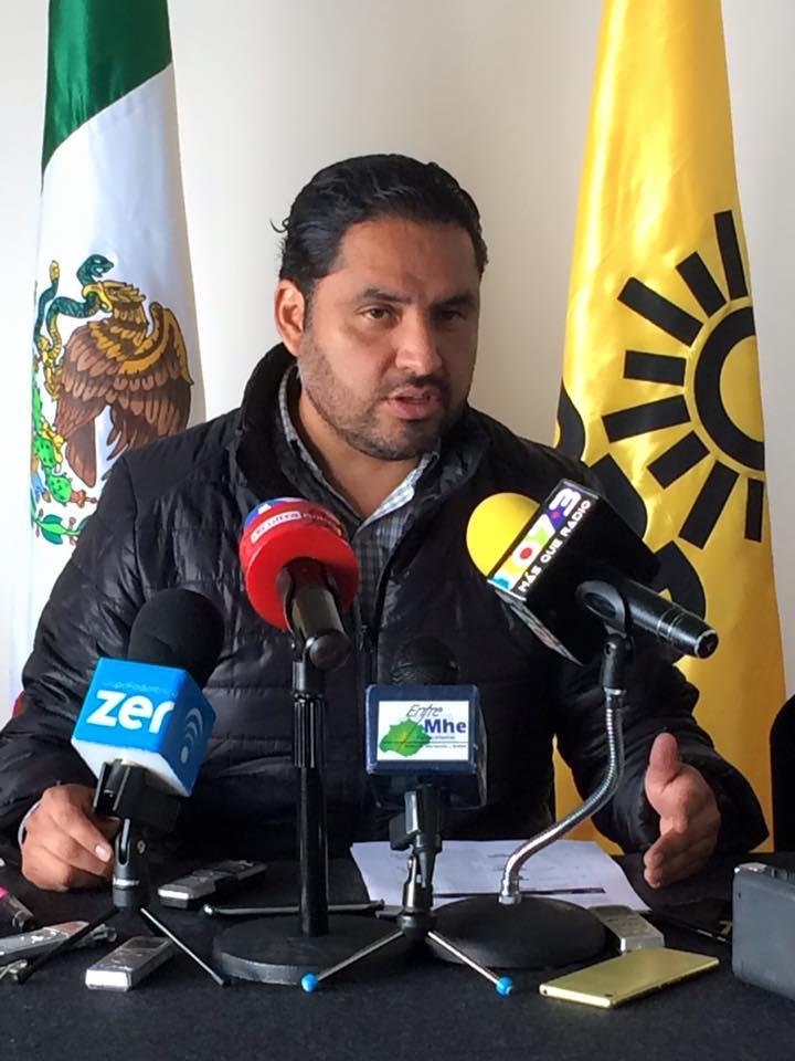 ¡Faltó presentar proyecto con equidad de género en el gabinete de Martín Orozco: PRD!