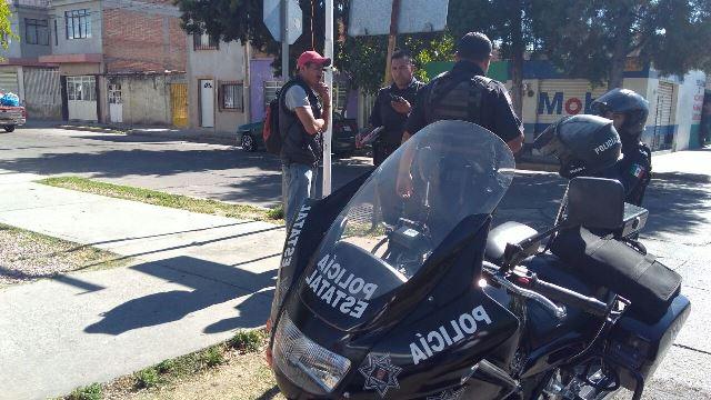 ¡Asaltaron a un empleado en Aguascalientes y lo despojaron de $50 mil que le habían prestado!