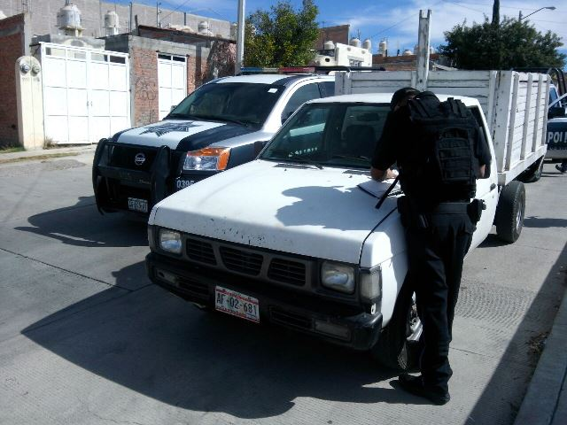 ¡Asaltaron a un repartidor de agua mineralizada en Aguascalientes!