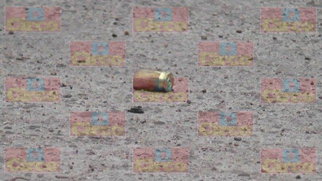 ¡2 sujetos fueron ejecutados a balazos con armas de fuego largas y cortas en Pánuco, Zacatecas!