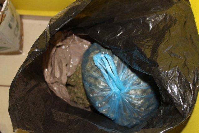 ¡Detuvieron a un traficante de drogas en Aguascalientes y catearon su casa!