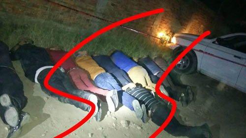 ¡Detienen a sujetos con 6 personas ejecutadas en Tlaquepaque, Jalisco!