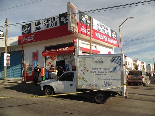 ¡Detuvieron a peligroso asaltante tras violento atraco a un repartidor en Aguascalientes!