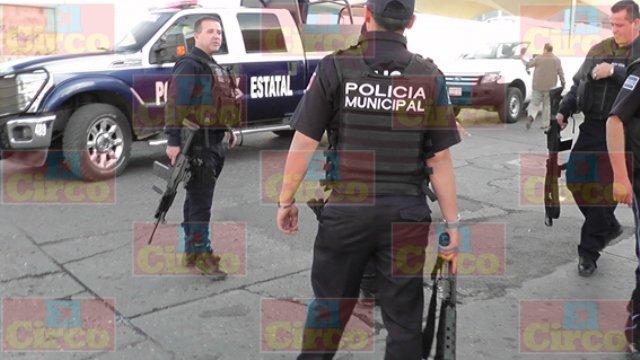 ¡Hallaron una narco-manta de un grupo delictivo en Guadalupe, Zacatecas!