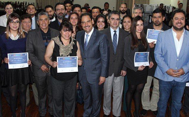 ¡Entregó alcalde Juan Antonio Martín del Campo diplomas a emprendedores!