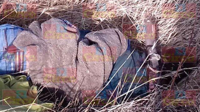 ¡Encontraron a una persona torturada y ejecutada en Sombrerete, Zacatecas!