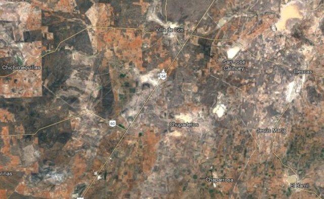 ¡Hallaron a 2 hombres ejecutados a balazos en Villa de Cos, Zacatecas!