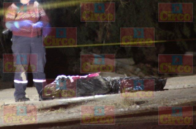 ¡Ya identificaron al ejecutado embolsado en Lagos de Moreno!
