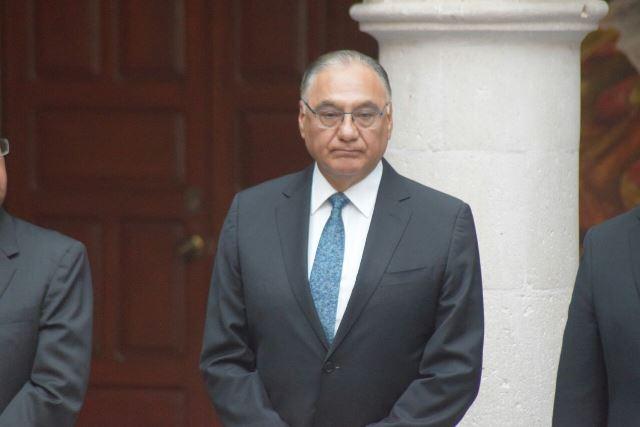 ¡Toma protesta Sergio Alberto Castuera como secretario de Seguridad Pública de Aguascalientes!