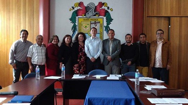 ¡Primer regidor suplirá en funciones al presidente municipal de Calvillo!