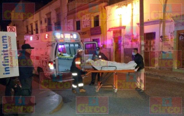 ¡Joven sufrió quemaduras de gravedad en su casa en Lagos de Moreno!