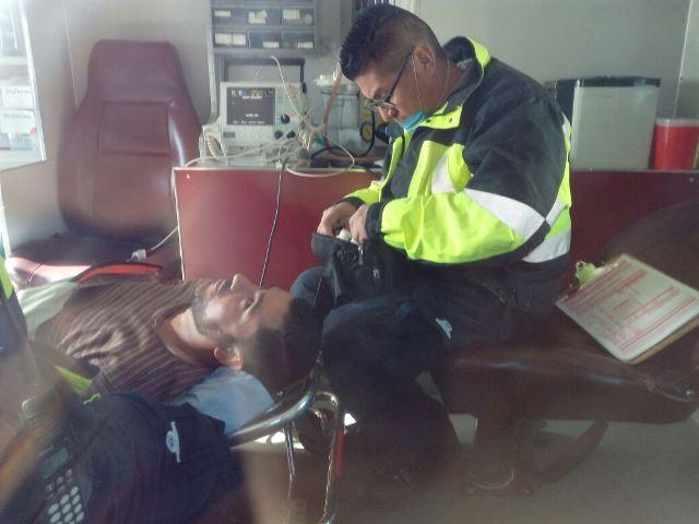¡Delincuentes balearon a un hombre para asaltarlo en Aguascalientes!