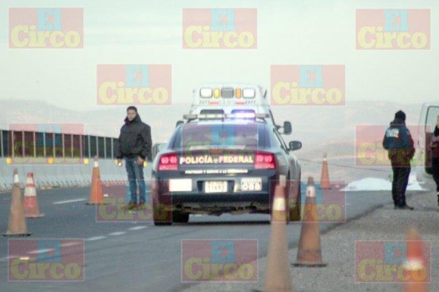 """¡Peregrino murió atropellado por un vehículo """"fantasma"""" en Lagos de Moreno!"""