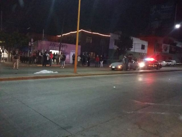 ¡Sexagenaria murió atropellada por una pipa transportadora de agua en Aguascalientes!