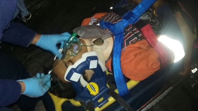 ¡Ebrio chofer mató a un empleado de limpia en Aguascalientes!