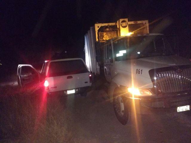 ¡Muere infartado trabajador de Limpia en camión de basura en Aguascalientes!