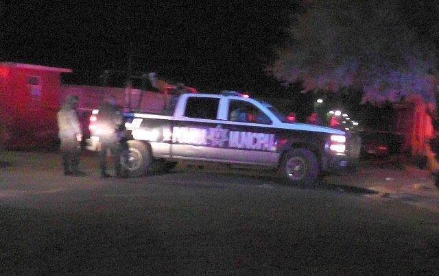 ¡Encapuchados ejecutaron a balazos a 3 sujetos en plena Navidad en Zacatecas!