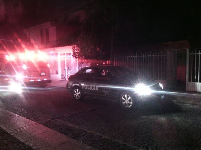 ¡Policías estatales evitaron el suicidio de un joven en Aguascalientes!
