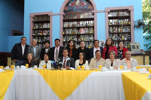 ¡Cabildo de Pabellón de Arteaga se declara listo para entrar en funciones!