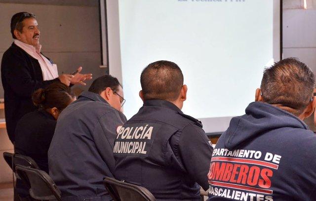 ¡Entrega presidente municipal una corporación policial capacitada en materia del Nuevo Sistema de Justicia Penal!