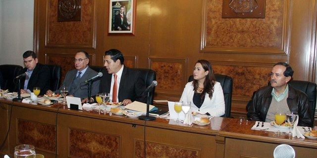 ¡Gobierno del Estado y Municipios trabajarán juntos para fortalecer a Aguascalientes!