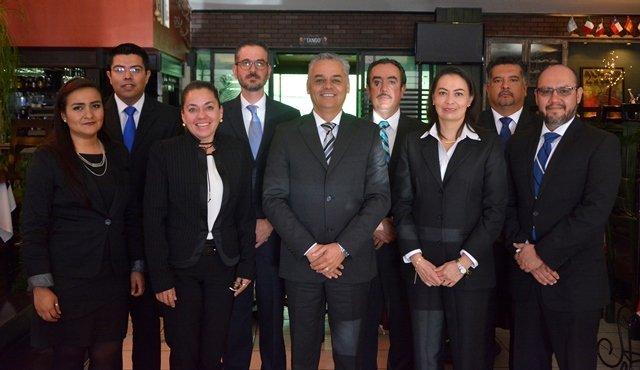¡Presenta Noel Mata Atilano a los primeros integrantes de su gabinete!